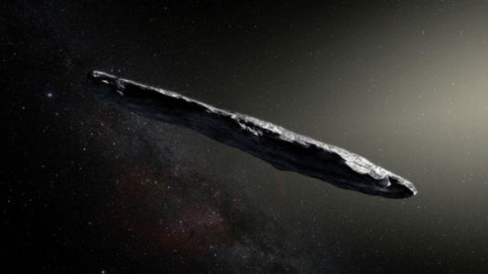 Alien Asteroid Probably Originated From Binary Star System