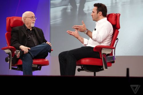 Former Oculus CEO Brendan Iribe is leaving Facebook