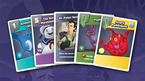 Renegade Game Studios Announces Ghostbusters: The Card Game