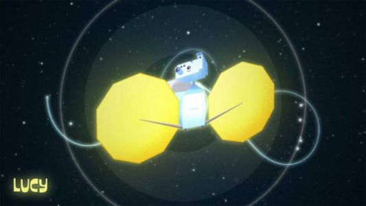 NASA's Lucy mission passes systems integration review