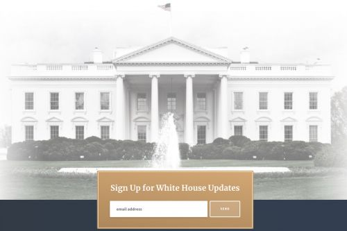 Trump's White House website is one year old. It's still ignoring LGBT issues, climate change, and a lot more