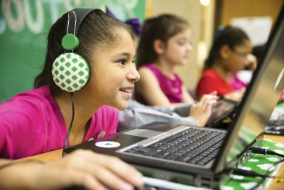 Girl Scouts add new STEM badges in robotics, coding, and race car design