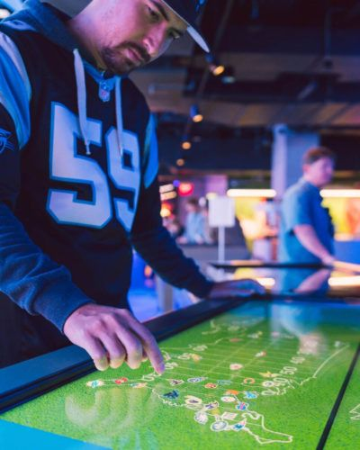 Thinkwell Group Sets Up AR Football Attraction