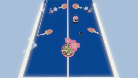 Floating Is A Pinball Game Full Of Heart