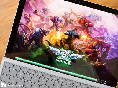 X-Mercs for Windows 10 PC lets you blast aliens and save humanity