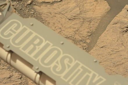Curiosity suffered a boot issue but is now back up and roving