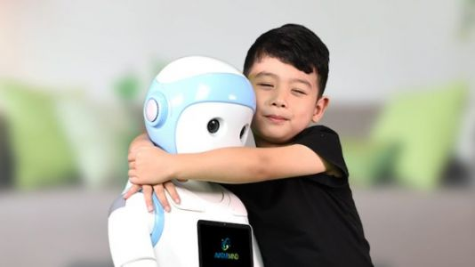 Study: Children, Not Adults, Easily Influenced by Robots