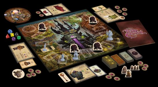Jim Henson's The Dark Crystal Board Game Now Available