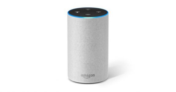 Amazon Echo:  20€ de réduction sur l'enceinte connectée