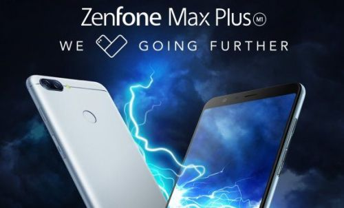 Asus ZenFone Max Plus M1 with thin bezels, 4 GB RAM launched in Malaysia