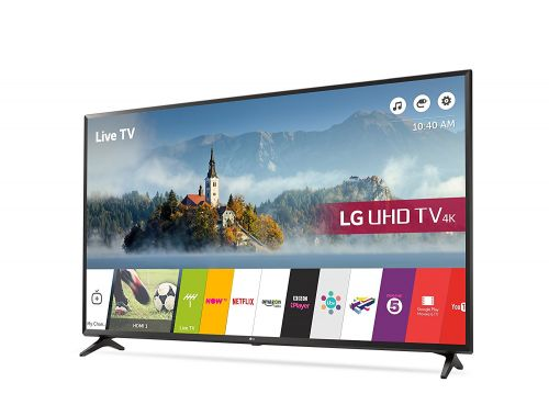 UK Daily Deals: LG 55-Inch 4K Ultra HD LED TV for £500, 12 Month EA Access Subscription for £18