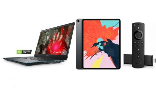 ET Deals: Dell G3 15 Gaming Laptop + $150 Gift Card $979, Apple iPad Pro $799, Amazon Fire TV Stick 4K $39