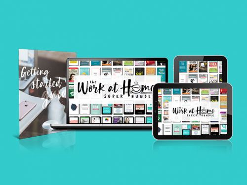 Work from home effectively with this bundle