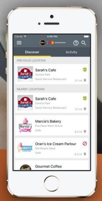 Oracle, MasterCard to serve up app to diners with digital payments tie-up