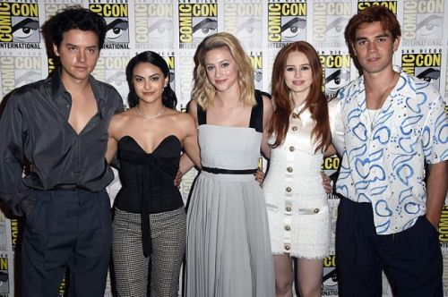 'Riverdale' Cast Teases Season 4 Core 'Mystery' at SDCC 2019