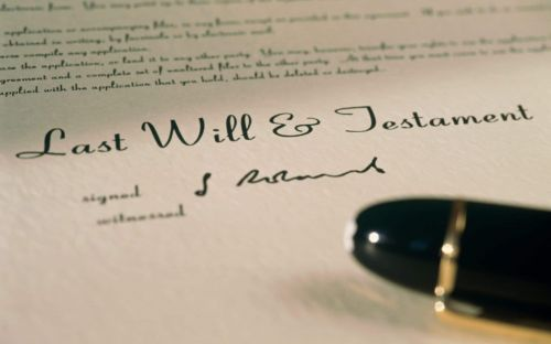 Seven out of ten people do not want robots drafting their Wills, survey finds