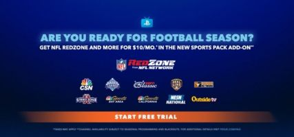 PlayStation Vue is luring sports fans away from cable