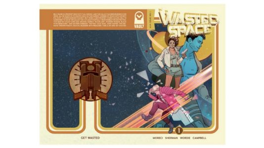 Interview with the Wasted Space team from Vault Comics