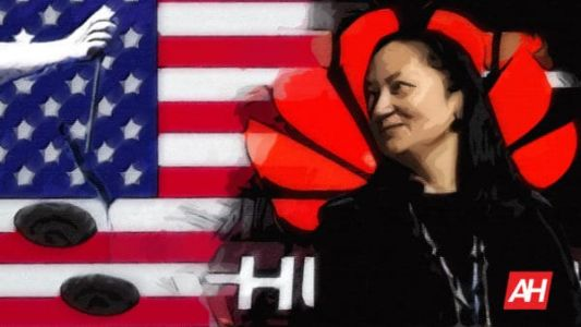 Canadian Judge Gives All-Clear For Huawei CFO's U.S. Extradition