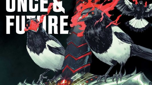 Check Out Our First Look at ONCE & FUTURE 15