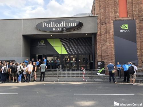Watch NVIDIA's Gamescom 2018 event right here