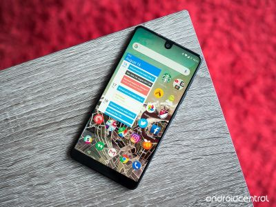 Essential Phone review: Our first impressions