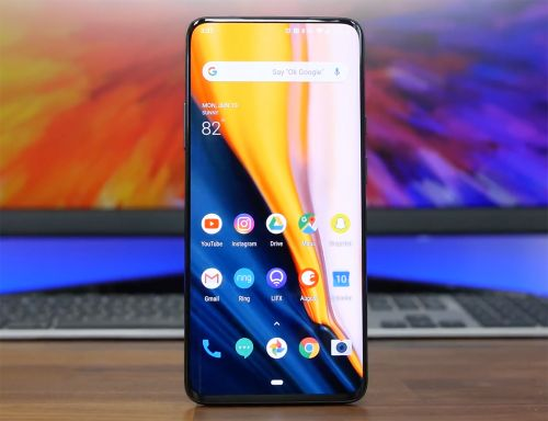 T-Mobile OnePlus 7 Pro update brings camera, messaging, and touchscreen improvements