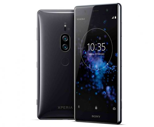 Sony Xperia XZ2 Premium features 5.8-inch 4K display and dual rear cameras