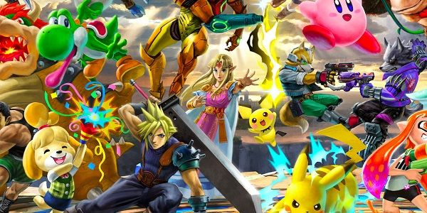 Super Smash Bros. Ultimate Is Already Amazon's Best-Selling Game Of 2018
