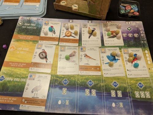 Bird and Gaming Enthusiasts Take Flight in WINGSPAN