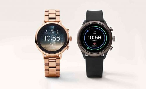 Google buys Fossil smartwatch tech for $40 million