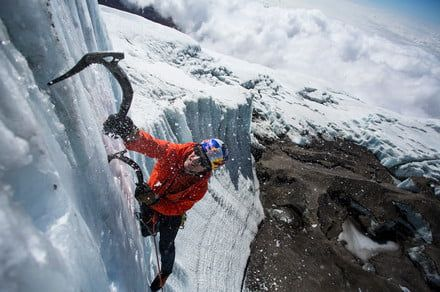 """Will Gadd opens the doors of ice climbing with his new app, """"Ice and Mixed"""""""