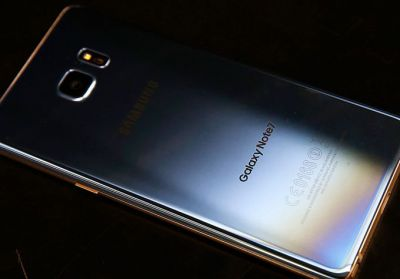Samsung Elec to recover rare metals from recalled Note 7s