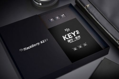 TCL gives the BlackBerry Key2 a separate Chinese launch amidst big retail push