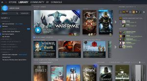 Steam Prepares to Roll Out Revamped Library Page