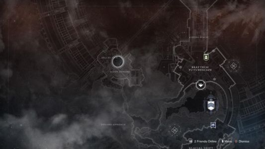 Destiny 2 Treasure Map Guide: Gaze Into Death's Eyes