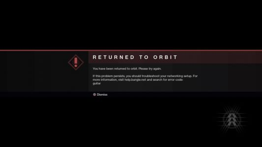 Destiny 2 Server Errors Rendering The Dawning Event Basically Unplayable Right Now