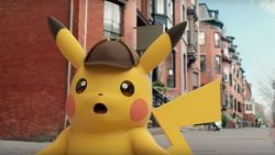 Ryan Reynolds is 'Detective Pikachu'
