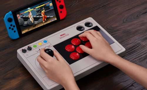 This Is The Only Arcade Stick Your Nintendo Switch Will Ever Need