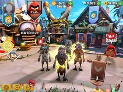 Iron Maiden mascot Eddie the Bird arrives in Angry Birds Evolutions on iOS and Android