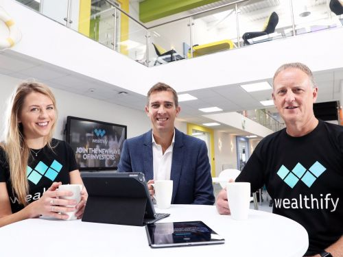 Aviva takes majority stake in 'robo' investment startup Wealthify