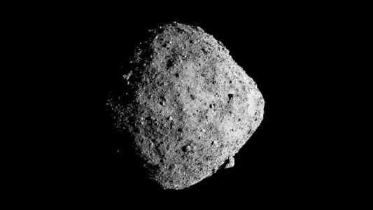 Live 1:30 pm ET: NASA to Unveil New Discoveries from Asteroid Bennu Today!