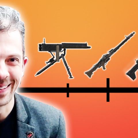 Firearms Expert Reacts: LMGs in Video Games