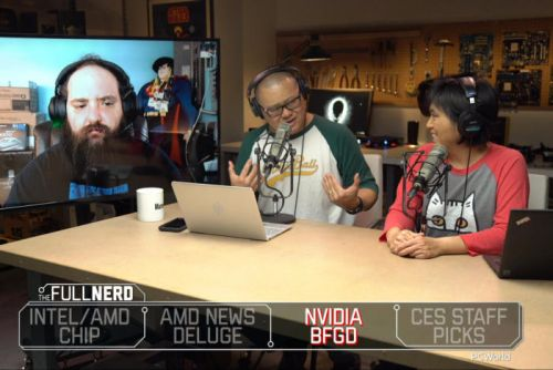 The Full Nerd episode 38: Kaby Lake G, Zen+, and the best of CES