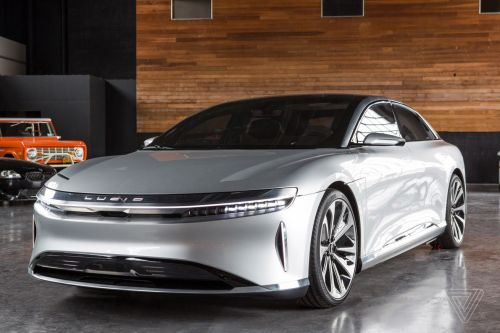 Tesla challenger Lucid Motors also in talks with Saudi Arabia for reported $1 billion funding