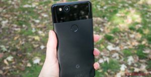 Android P may add automatic colour mode adjustment to Google Pixel 2