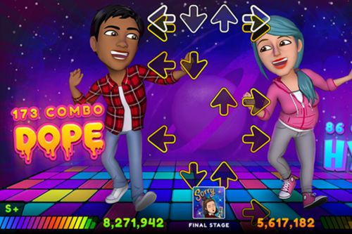 Snapchat unveils plans to get your Bitmoji into games