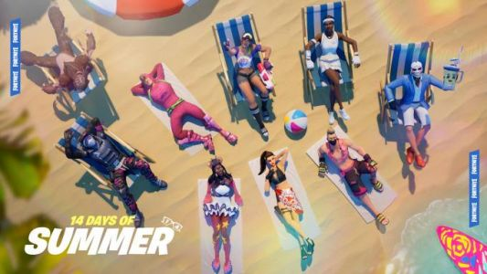 Fortnite patch notes: Revolver, Pump Shotgun, 14 Days of Summer