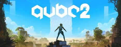 Now Available on Steam - Q.U.B.E. 2, 20% off!