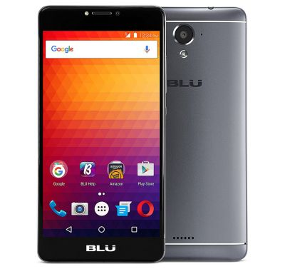 BLU R1 Plus is an unlocked Android phone with a 4000mAh battery